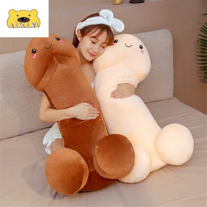 Cute Sexy Long Penis Soft Plush Stuffed Toys Pillow Toys Cushion Doll