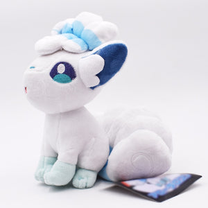 Alola Vulpix Pokemon Plush Stuffed Dolls Gifts