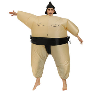 Inflatable Giant Fatty Sumo Blow Up Cosplay Costumes