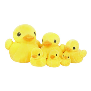 Cute Giant Yellow Duck Plush Stuffed Doll Gifts