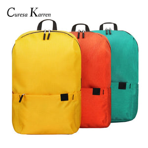 Colorful Youth Lightweight Waterproof Backpack