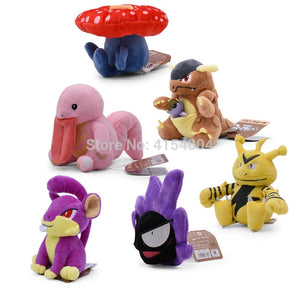Pokemon Anime Styles Plush Stuffed Doll Gift