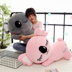 Cute Sleeping Koala Plush Doll Pillow