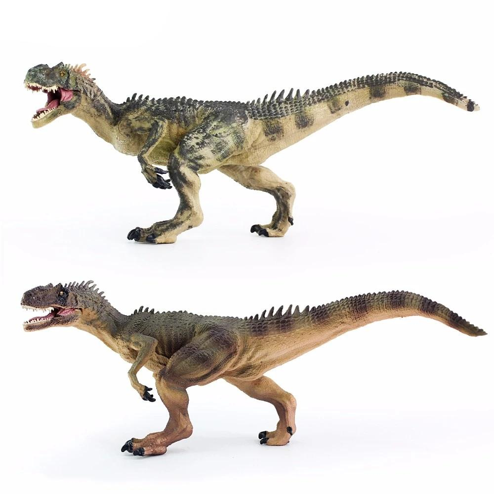 Allosaurus Dinosaur Collectible Model Figures Toy