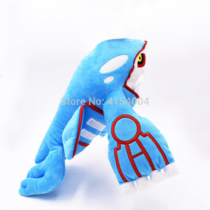 Groudon Kyogre Pokemon Plush Stuffed Dolls Gift