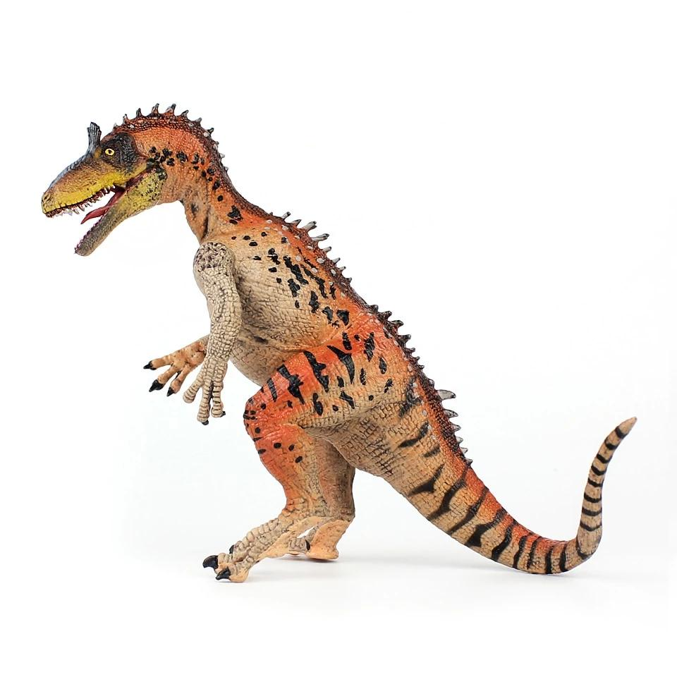 Cryolophosaurus Dinosaur Model Action Toy Figures