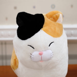 Cute Cat Gangster Soft Plush Stuffed Doll Gifts