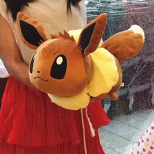 Lovely Pokemon Eevee 50 cm Plush Stuffed Pillow Doll