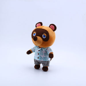 Raccoon Animal Crossing Tom Nook Soft Plush Stuffed Doll