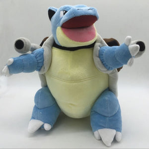 Squirtle Evolution Blastoise 12 Inch Plush Stuffed Doll Toys