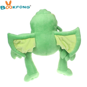 Green Cthulhu 14 Inch Soft Plush Stuffed Doll