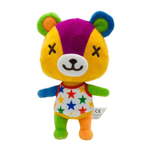 Stitches Animal Crossing Teddy Bear Plush Stuffed Doll Gift