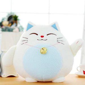 Cute Fortune Lucky Cat Plush Stuffed Dolls