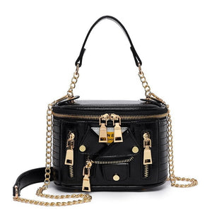 Luxury Motoboke Jacket Shape Handbag Shoulder Bag