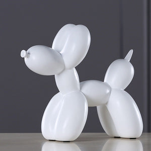 Resin Balloon Dog Statues Home Decorations
