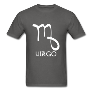 Virgo Men's T-Shirt - charcoal