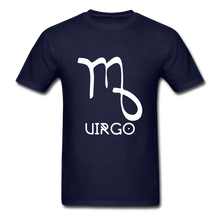 Load image into Gallery viewer, Virgo Men's T-Shirt - navy