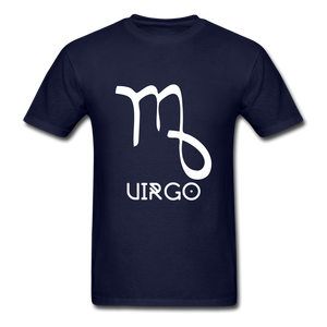 Virgo Men's T-Shirt - navy