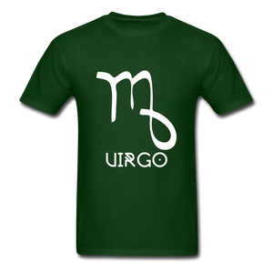 Virgo Men's T-Shirt - forest green