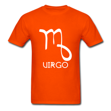 Load image into Gallery viewer, Virgo Men's T-Shirt - orange