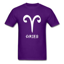 Load image into Gallery viewer, Aries Men's T-Shirt - purple