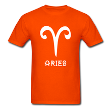 Load image into Gallery viewer, Aries Men's T-Shirt - orange