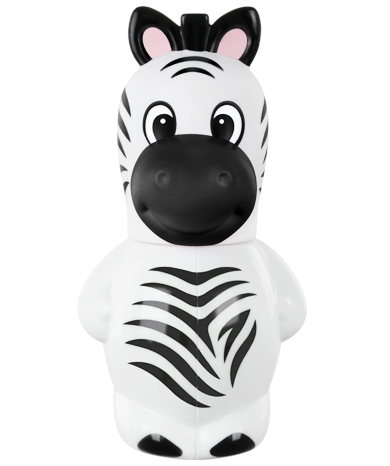 Animo Jr. - Zibby Zebra