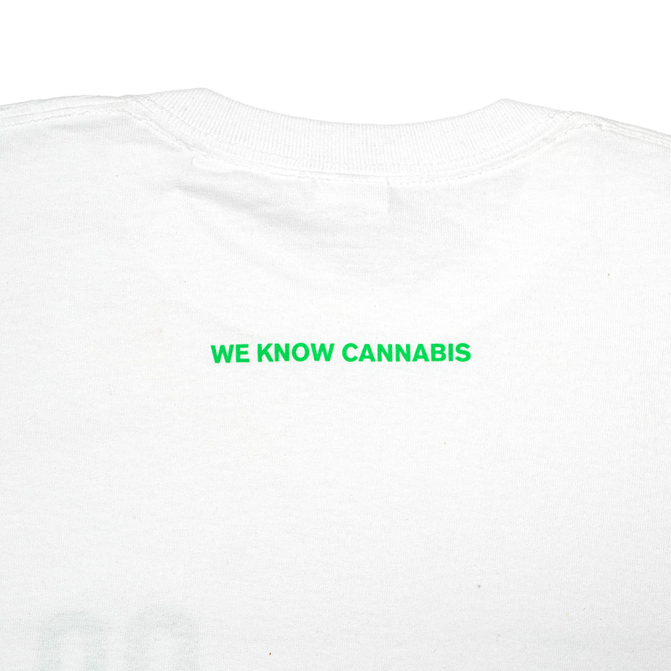 "Quality Green ""We Know Cannabis"" Short Sleeve Tee"