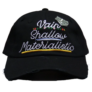 Superficial Dad Hat - Fits By Wave
