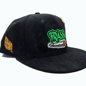 Frass 2.0  Suede Snapback Hat - Fits By Wave