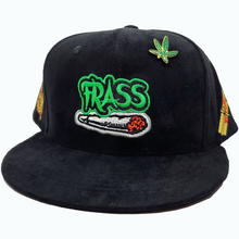 Load image into Gallery viewer, Frass 2.0  Suede Snapback Hat - Fits By Wave