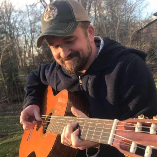Music at the Ridge w/ Josh Ayers Fri. April 23rd 5:30-8:30