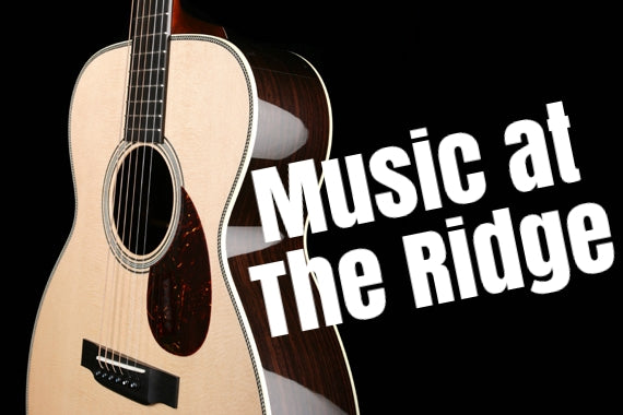 Fri. October 23rd 5:30-8:30pm: Music at the Ridge