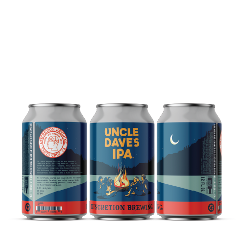 Uncle Dave's IPA 12oz (12 or 24 packs)