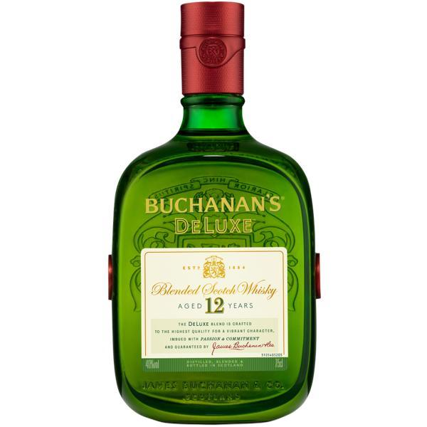 Whisky Buchanans 12 Años [750ml]