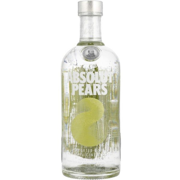 Vodka Absolut Pera (Pears) [750ml]