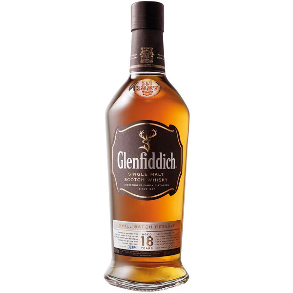 Whisky Glenfiddich 18 Años [750ml]