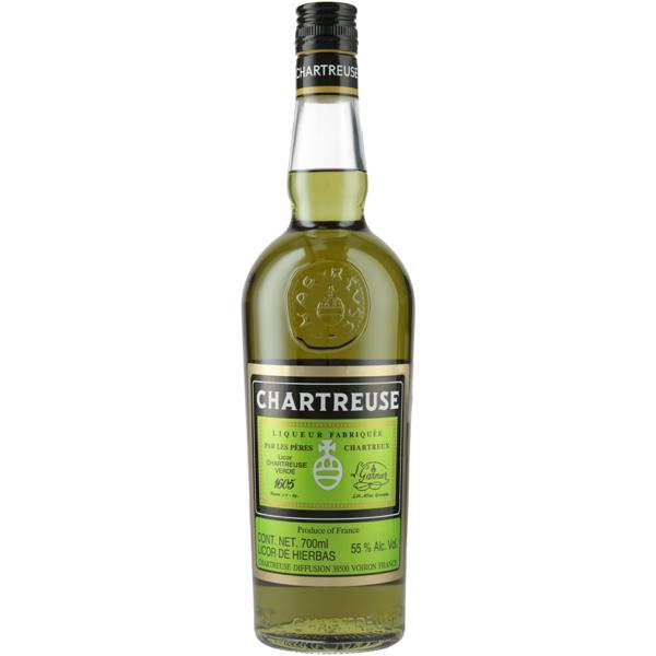 Licor Chartreuse Verde [700ml]