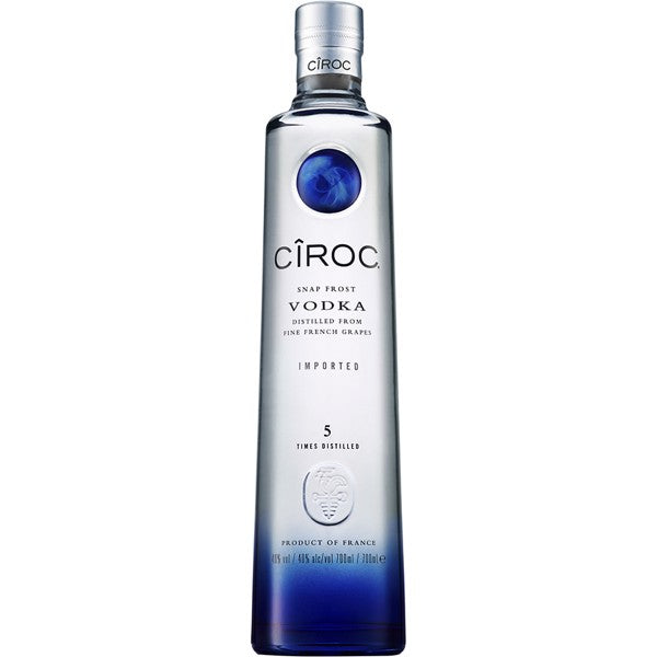 VODKA CIROC 750ml <br> Ciroc