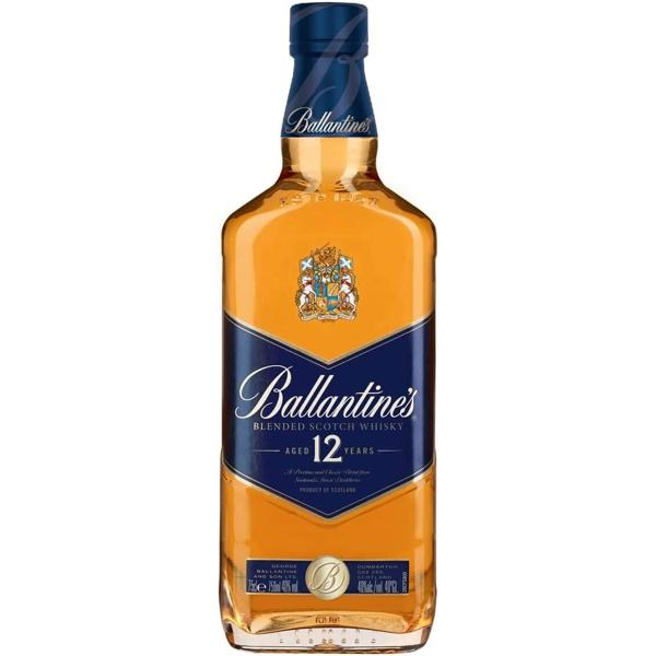 Whisky Ballantines 12 Años [750ml]