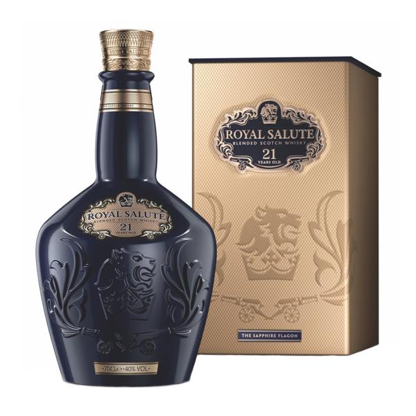 Whisky Royal Salute 21 Años [700ml]