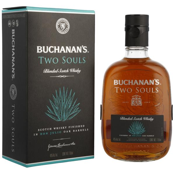 Whisky Buchanans Two Souls [750ml]