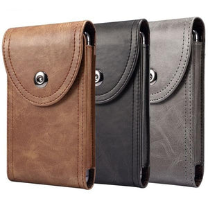 Universal Single-Fla Pocket Mobile Phone Waist Bag