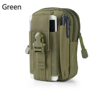 Men's Outdoor Sport Casual Waist Pack Purse Mobile Phone Waist Bags