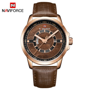 Men's watches Double calendar watches Wooden watches