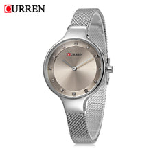 Load image into Gallery viewer, Women's Watches Steel band quartz watches