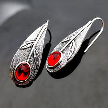 Load image into Gallery viewer, As Picture Alloy Vintage Earrings