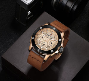 Men's watches Waterproof quartz watches