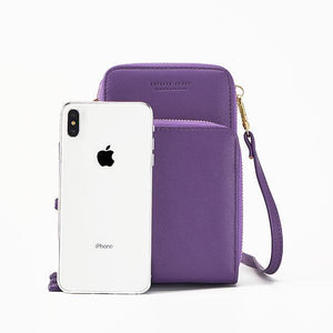 2019 Large Capacity Multi-Pocket Crossbody Cell Phone Bag