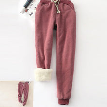 Load image into Gallery viewer, Faux Fur Casual Shift Pants